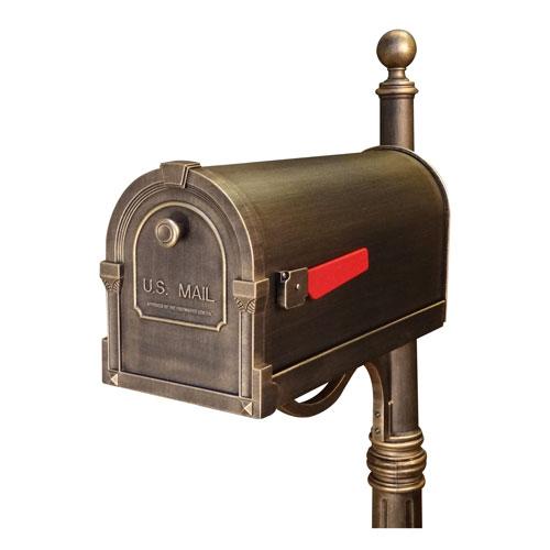 Savannah Curbside Mailbox Only