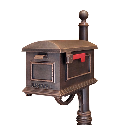 Traditional Curbside Mailbox