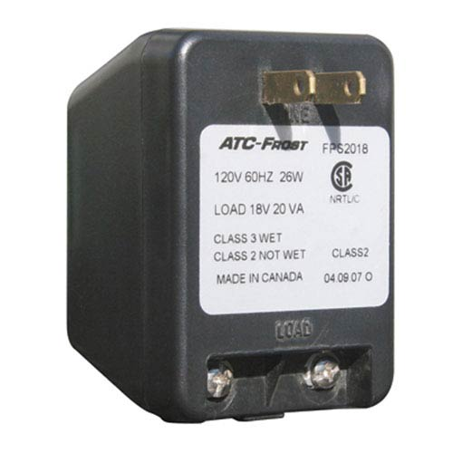 Black Wall Outlet Transformer