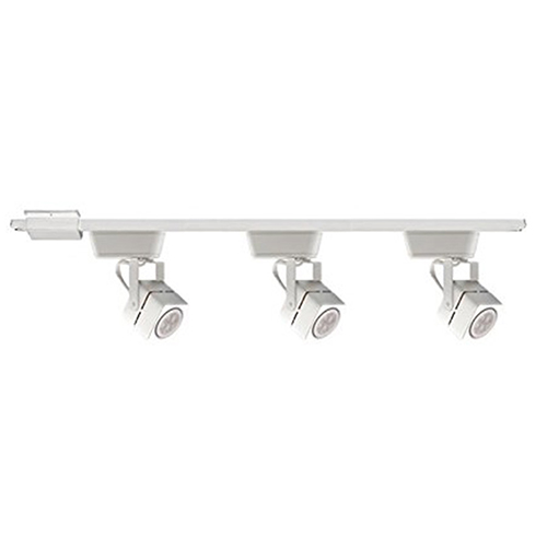 HT-802 Three-Light Track Kit with Floating Canopy Feed