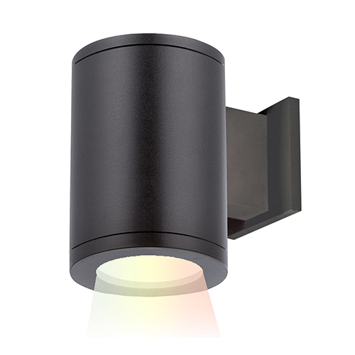 Tube Architectural LED Wall Light with Beam Spread