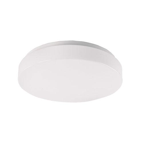 Blo White 13-Inch 2700K LED ADA Flush Mount, Generation 2