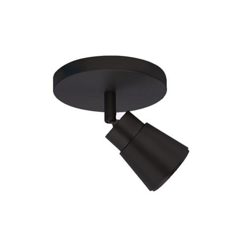 Solo Black LED Spot Light