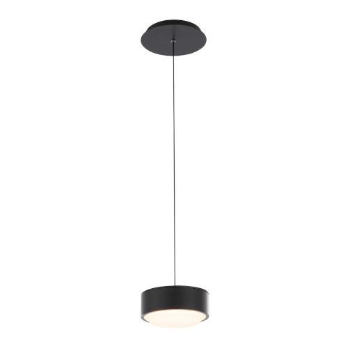 Ohm Black LED Mini Pendant