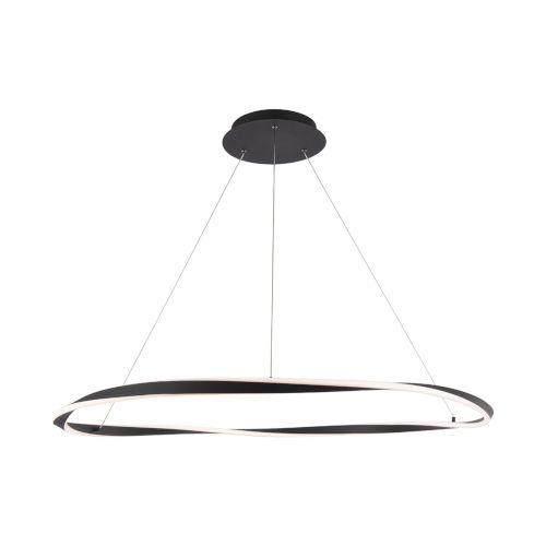 Eternal Black LED Pendant