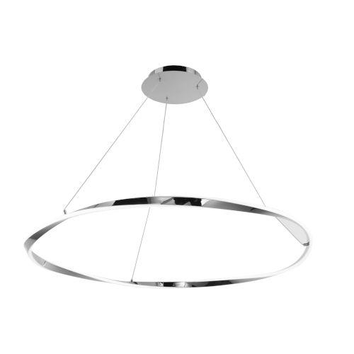 Eternal Chrome LED Pendant