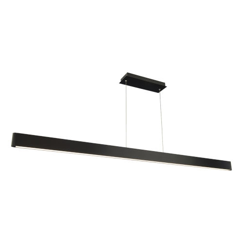 Volo Black 75-Inch LED Linear Pendant