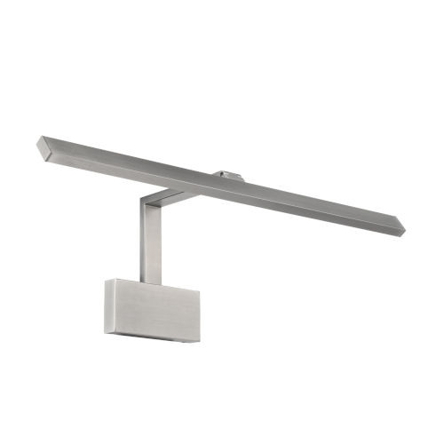 Uptown Brushed Nickel 25-Inch LED Picture Light