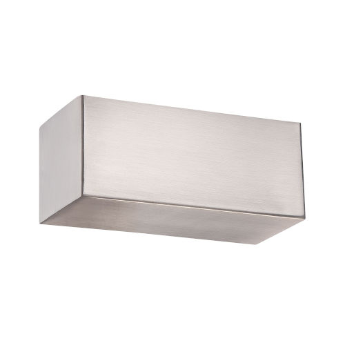 Bric Brushed Nickel Seven-Inch 2700K LED Wall Sconce
