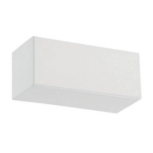 Bric White Three-Inch 3500K LED Wall Sconce