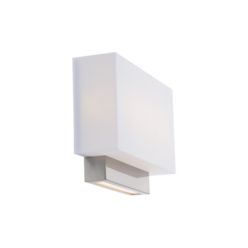 Maven Brushed Nickel LED ADA Wall Sconce