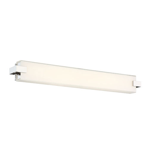 Bliss Platinum 28-Inch LED Bath Vanity