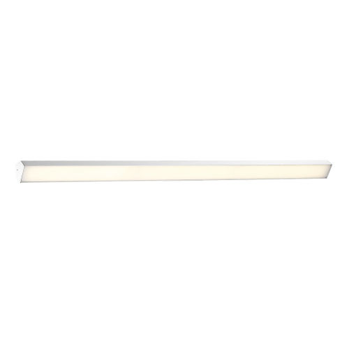Revel Brushed Aluminum 50-Inch 3000K LED Bath Bar Light