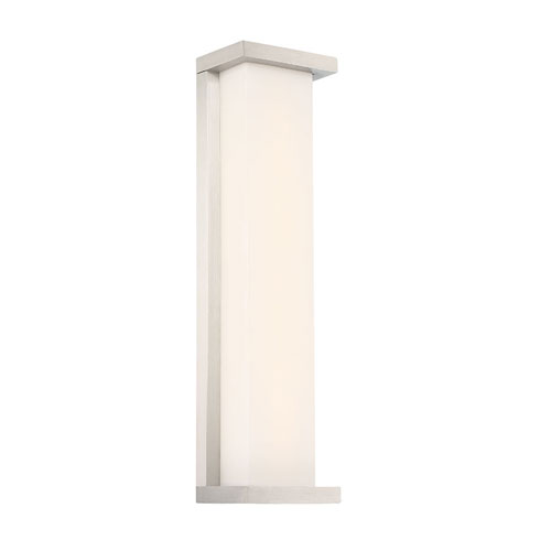 Case Stainless Steel 20-Inch LED Wall Light