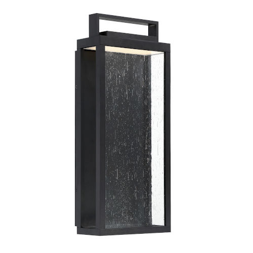 Farmhouse Black 17-Inch 3000K LED Outdoor Wall Sconce