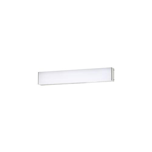 dweLED Strip Brushed Aluminum 18-Inch 3000K LED Bath and Wall Light