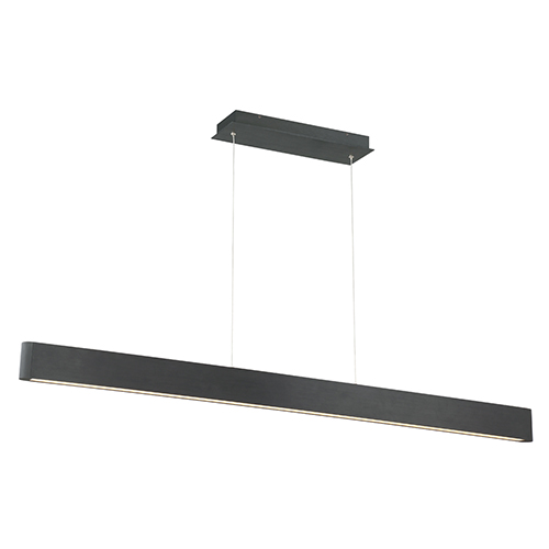 Volo Black 54-Inch LED Pendant