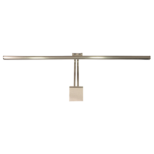 Vibe Brushed Nickel 37-Inch LED Picture Light
