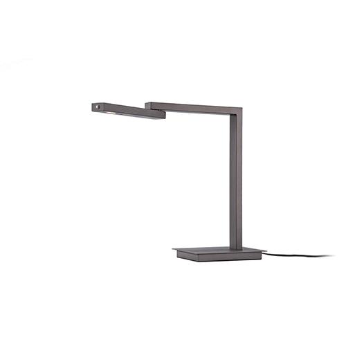 Flip Bronze One-Light LED Table Lamp