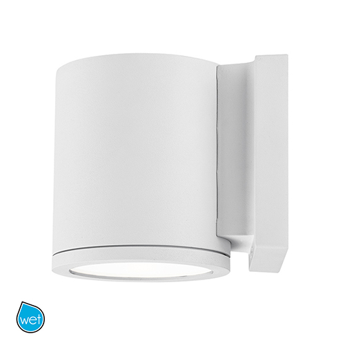WAC Lighting LED Outdoor White Outdoor Wall Sconce