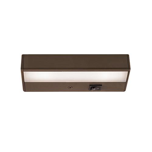 WAC Lighting Bronze 8-Inch LED Under Cabinet Fixture