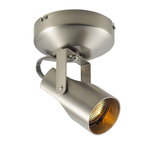 WAC Lighting Low Voltage Brushed Nickel 6.25 Inch Display Spot Light