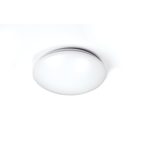 WAC Lighting Glo White One-Light LED Ceiling or Wall Mount