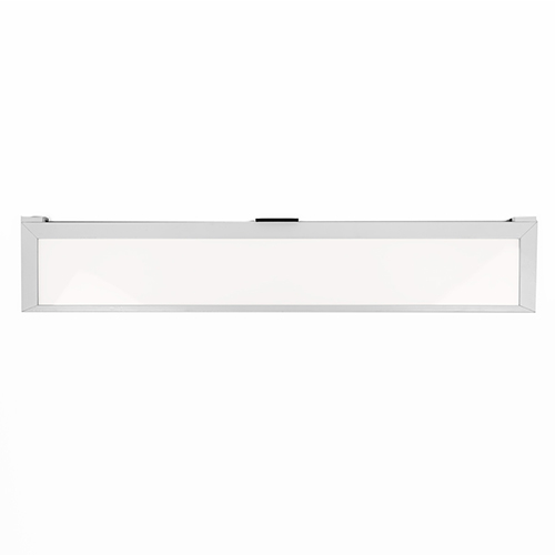 WAC Lighting Line White 24-Inch LED Undercabinet Light, 2700K