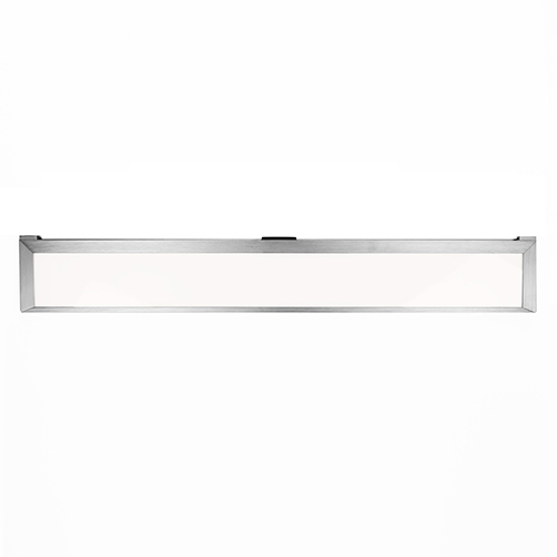 Line Brushed Aluminum 30-Inch LED Undercabinet Light, 3000K