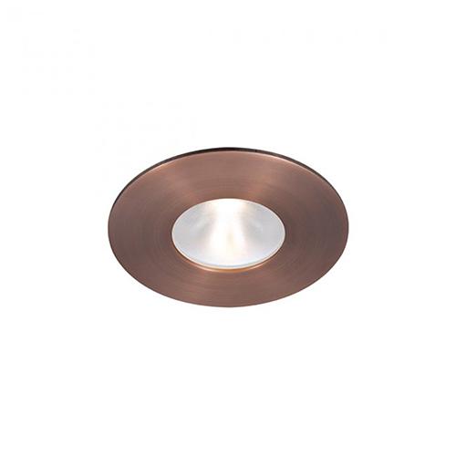 Tesla Copper Bronze 2-Inch Pro LED Trim with 30 Degree Beam, 2700K