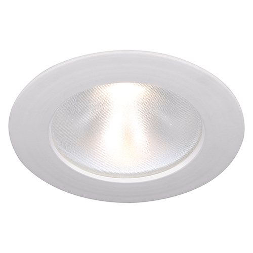 Tesla White 3.5-Inch Pro LED Trim with 48 Degree Beam, 3500K