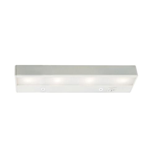 LEDme White 12-Inch 120V Light Bar 2700K Warm White