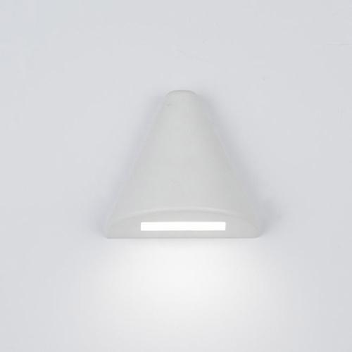 WAC Lighting White LED Low Voltage Landscape Deck and Patio Light, 3000 Kelvins