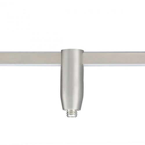Solorail Quick Connect Adapter - Brushed Nickel