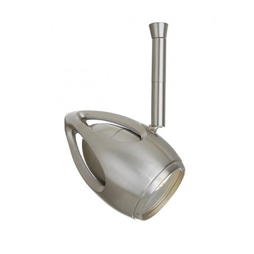 Forza 3-Inch LEDme Quick Connect Brushed Nickel Directional Spot