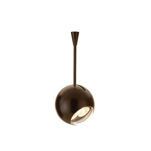 WAC Lighting Orb 3-Inch LEDme Quick Connect Dark Bronze Directional Spot