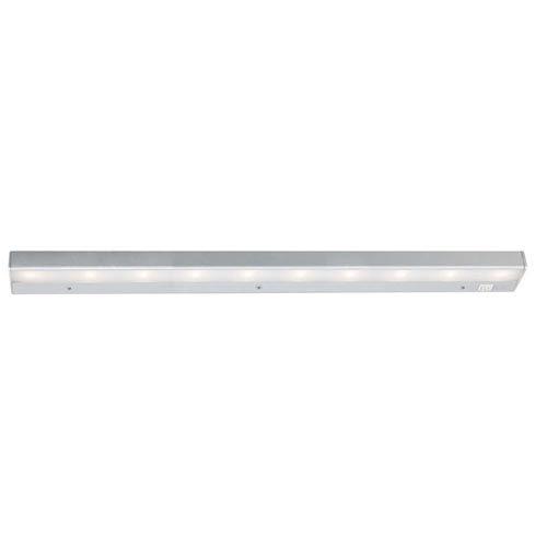 WAC Lighting Satin Nickel 30-Inch LED Light Bar Under Cabinet Fixture