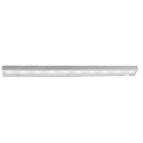 LEDme Satin Nickel 30-Inch 120V Light Bar 2700K Warm White