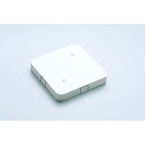 WAC Lighting Outlet Box Cover J2-UCP - White