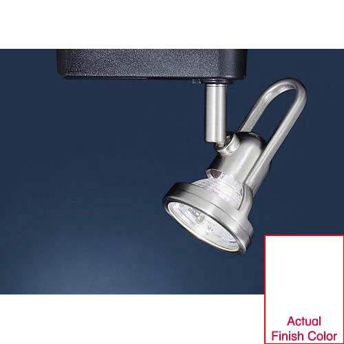 WAC Lighting Diecast Low Voltage Track Head L826L - White
