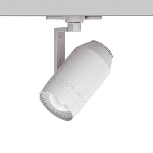 WAC Lighting Paloma White LED W-Track Head with Adjustable Beam Angle, 120V, 3000K