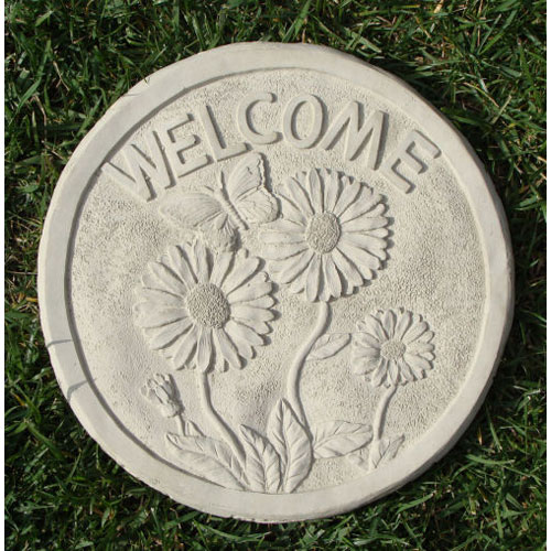 Sunflower Welcome Step, Set of 3