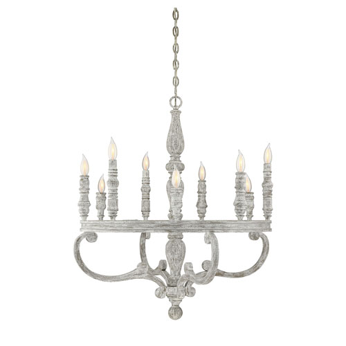 Savoy House Westbrook Charisma Nine-Light Chandelier