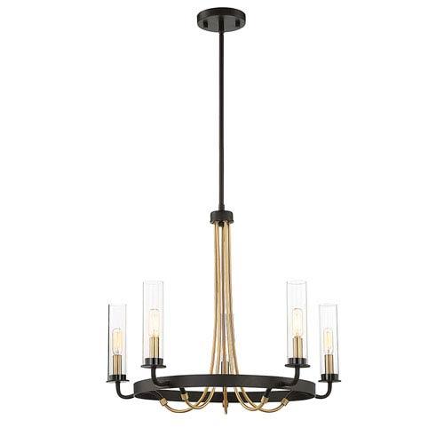 Black vintage chandelier bellacor bellacor featured item 1907460 mozeypictures Choice Image