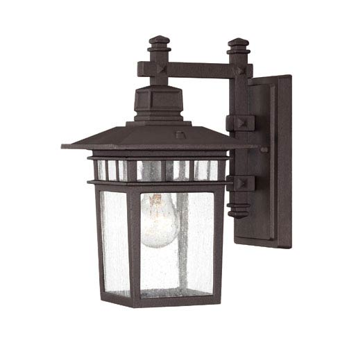 Savoy House Linden 7-Inch Wall Lantern