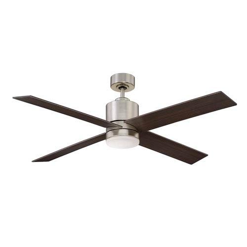 Dayton Satin Nickel LED Ceiling Fan