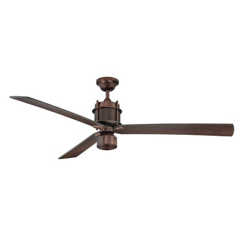 Muir Bronze One Light Ceiling Fan