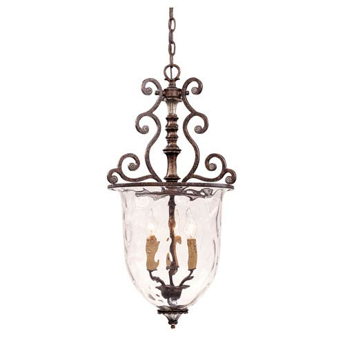 Victorian Bell Urn Pendant Lighting