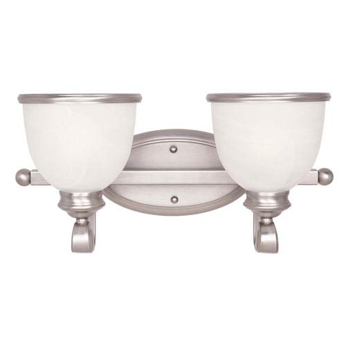 Willoughby Two-Light Bath Fixture