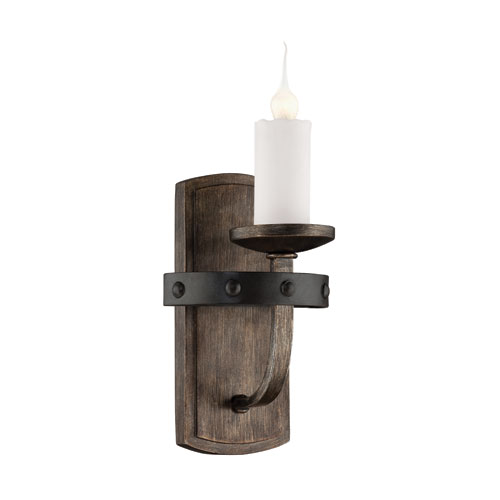 Alsace One Light Sconce